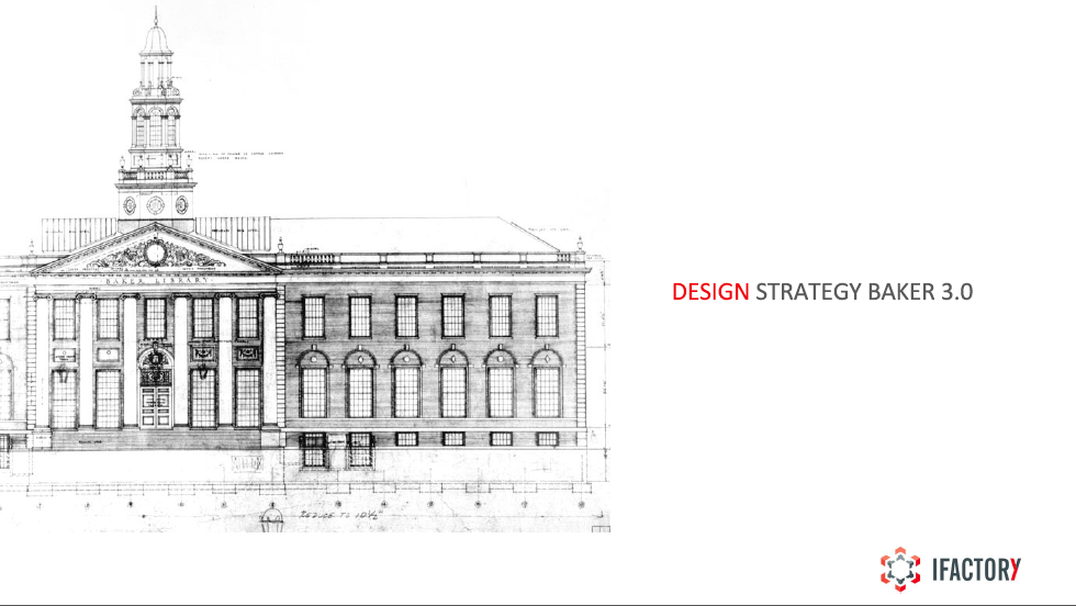 Harvard Business School Baker Library Design Strategy