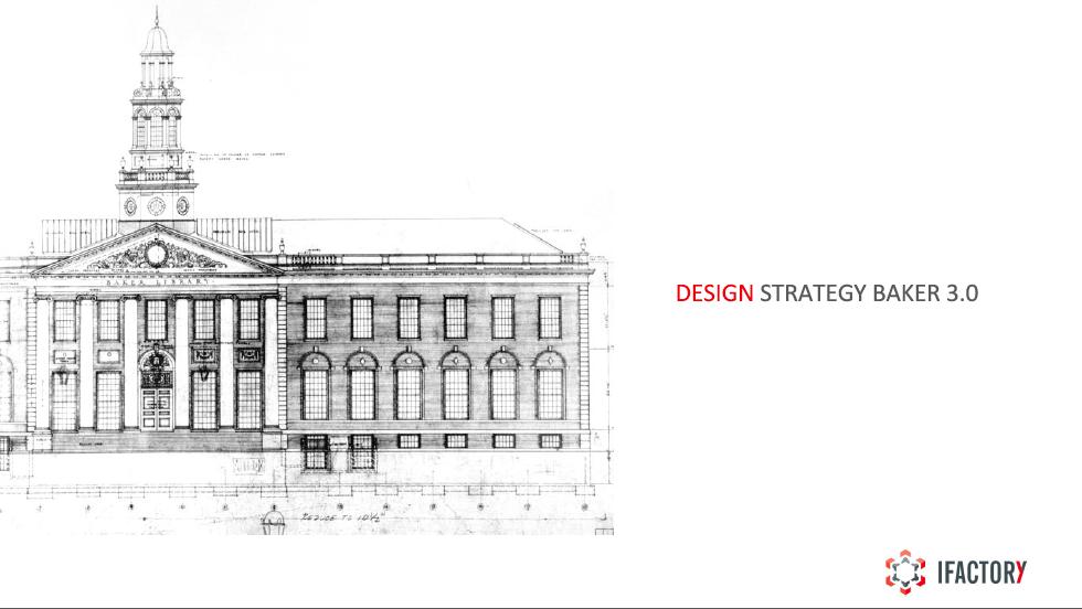 Harvard Business School Baker Library Design Strategy
