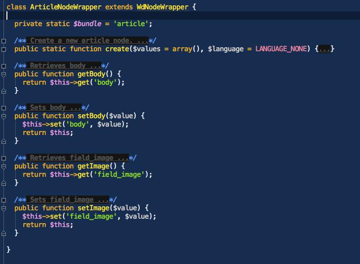 Drupal Code Image